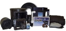 Savio Pond Packages With Optional Uv Clarifiers - Ponds From 550 To 3000 Gallons