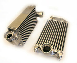 AGENCY POWER HIGH FLOW RACING INTERCOOLERS for 2007-09 PORSCHE 997TT