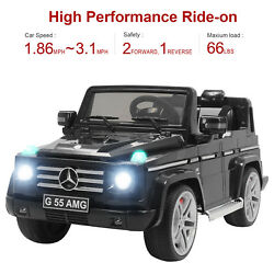 Mercedes Benz G55 12V Electric Kids Ride On Toy Car wRemote Control