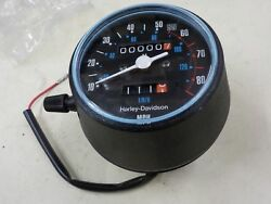 Sportster And Fxr New Old Stock Speedometer 67043-74-b