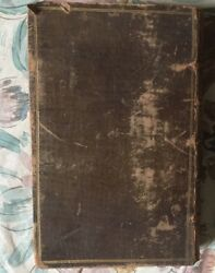 Very Rare Copy Of 'the Arts Of Logick And Rhetorick' By Father Bouhours, 1728