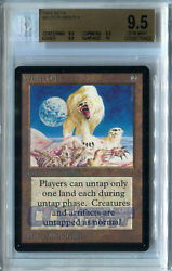 Winter Orb (Beta) - BGS GEM MINT 9.5 (Quad+ w/10 sub) MTG *CCGHouse* Magic