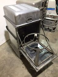 Military Surplus Field Range Kitchen Oven Stove Cooking Station With Burner