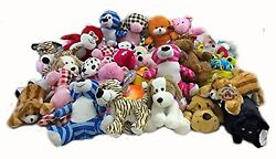 Variety 12 Inch Wholesale Plush Toy Mix Lot 37 Pc.
