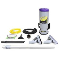 Commercial Backpack Vacuum Cleaner Pro Blade Kit HEPA Corded Floor Cleaning Home