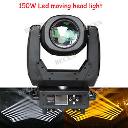 150W gobos super bright LED moving head light for stage DJ light 2pcs+ fly case