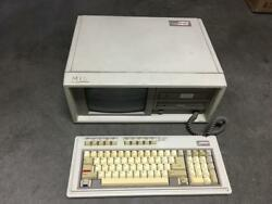 Tested Power On Only / Sold As Is Compaq Portable Ii 2650 Vintage 80s Computer