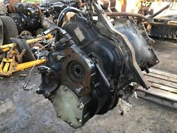 Jcb 2002 3cx Gearbox - Taken From A Fire Damaged Project 21 3cx