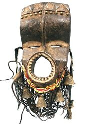 Art African Arts First - Amazing Mask Beast The Beautiful Ornaments
