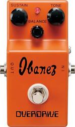 Ibanez / Od 850 Overdrive Pedal From Japan W/ Tracking New