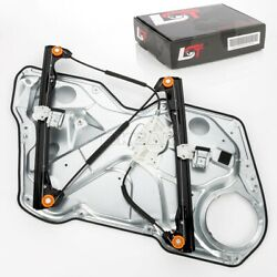 Complete Electric Window Regulator With Panel Front Right For Seat Leon 1m1