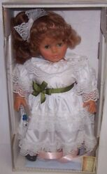 Lissi Doll Kendal 21 Tall Super Soft Vinyl Body Baby Doll Made In Germany 1993