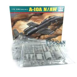 Trumpeter A-10A Aircraft NAW Two-Seat U.S Thunderbolt II Fighter 02215 132 Kit
