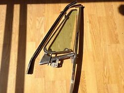 Early Porsche 1973 911 Left Wind Wing Assembly