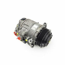 air conditioning compressor Mercedes S-Class W221 216 CL 63 AMG 500 CGI 61000 km