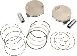 S And S Cycle 106-3964a Piston Kits 4.125 Bore Plus .020