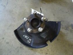 01 ASTON MARTIN DB7 VOLANTE FRONT LEFT DRIVER SIDE SPINDLE HUB KNUCKLE