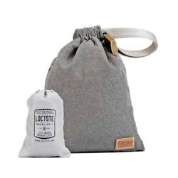 LOCTOTE AntiTheft Sack 3L - The Packable Portable Safe *3 Color*