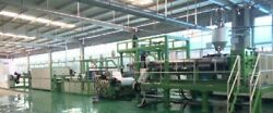 (2018) 1000mm Zuick PET ABA co-extrusion sheet line + Crystallizer 500 Kgh