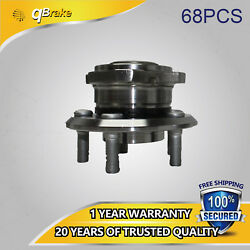 68PCS New Front Wheel Hub Bearing Assembly fit 05-13 Chrysler Dodge Charger