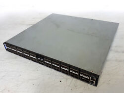 Refurbished Mellanox Msx1016x-2bfr 64 Sfp+ Ports 10 Gbe Ethernet Switch +support
