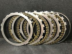 2007 UP LEXUS AA80E TRANSMISSION INTERMEDIATE CLUTCHES AND STEELS SET 4 $100.00