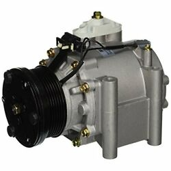 Four Seasons 78586 New AC Compressor with Specific Electrical Connector