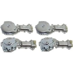 Window Motor For 88-91 Chevrolet C1500 Set Of 4 Front And Rear Left And Right