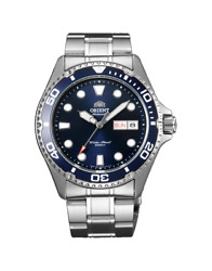 Orient Menand039s And039ray Iiand039 Japanese Automatic Stainless Steel Diving Watch Faa02005d9