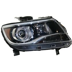 Headlight For 2015-2019 Chevrolet Colorado Passenger Side Projector Type