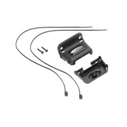 Universal 4-flat Trailer Wiring Mounting Bracket Fits 4-pole Connectors