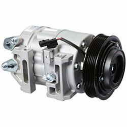 Four Seasons 68664 AC Compressor with Clutch and Specific Electrical Connector