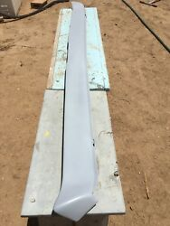 1968 68 Impala Ss Caprice Rear Bumper Valance Reconditioned Oem 2k Primed 327