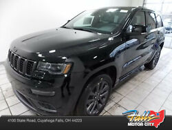 2019 Jeep Grand Cherokee High Altitude 4x4 High Altitude 4x4 New 4 dr SUV Automatic 5.7L V8 MDS VVT Diamond Black Crystal P
