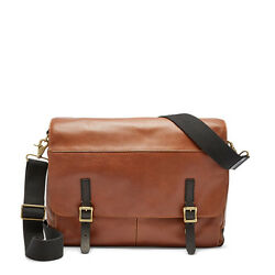Fossil Defender Messenger Cognac Bag MBG9312222