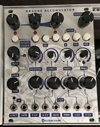 Neutron Sound Orgone Accumulator Eurorack Synth