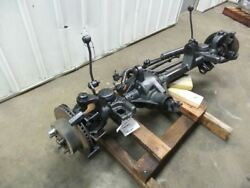 Front Axle Dana 30 LHD 3.73 Ratio Without ABS Fits 97-06 WRANGLER 471199