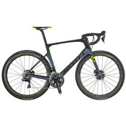 2018 Scott Foil Premium DISC Carbon Dura Ace Di2 Road Bike 49cm XS  $12000