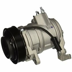 Four Seasons 78398 AC Compressor with Clutch and Specific Electrical Connector