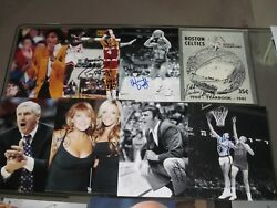 Lot Of 50 Different Signed Autographed 8x10 Photos-all Hof-deceased Hall Of Fame