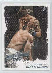 2011 Topps Ufc Moment Of Truth Independence Edition Diego Nunes 127 Rookie