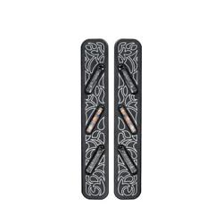 Harley-davidson 3 In 1 Tribal Rear Led Tail Lights And Turn Signals Set