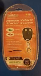 NEW SEALED BULLDOG SECURITY REMOTE VEHICLE CAR STARTER SYSTEM RS82 UNOPENED