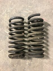 Facel Vega Hk500 / Fvs / Front Coil Spring Pair - Used - Good Condition