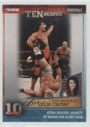 2012 Tristar Tna Tenacious From The Desk Of Dixie Carter Sting 97