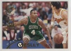 1994-95 Topps Stadium Club Prizes The 1995 Nba Finals David Wesley 298