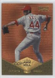 1997 Pinnacle Museum Collection Artistand039s Proof Ken Hill 124