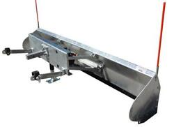 Arctic Snow Plow Pp84-s 84and039 Hitch Mounted Plow Partner