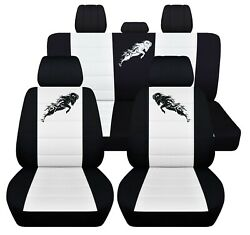 Truck Seat Covers Fits 2019-2020 Dodge Ram Tribal Ram Car Seat Covers