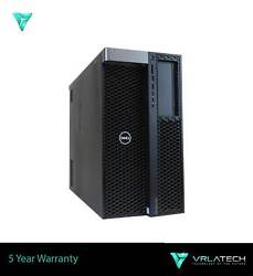 DELL T7920 Workstation 2 x Gold 6132 1x 3TB & 1x 400GB 64GB K2000